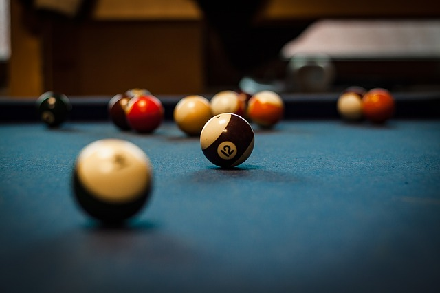 Snooker: How a good carpet can improve your game